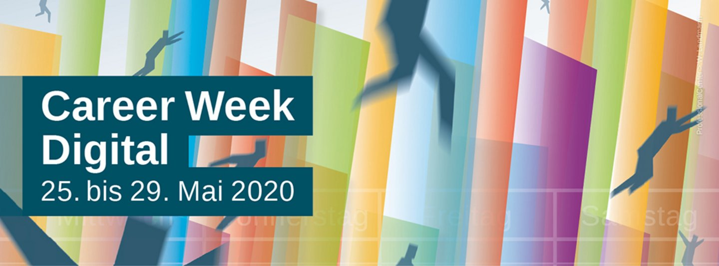 Keyimage Career Week - 25. bis 29. Mai 2020