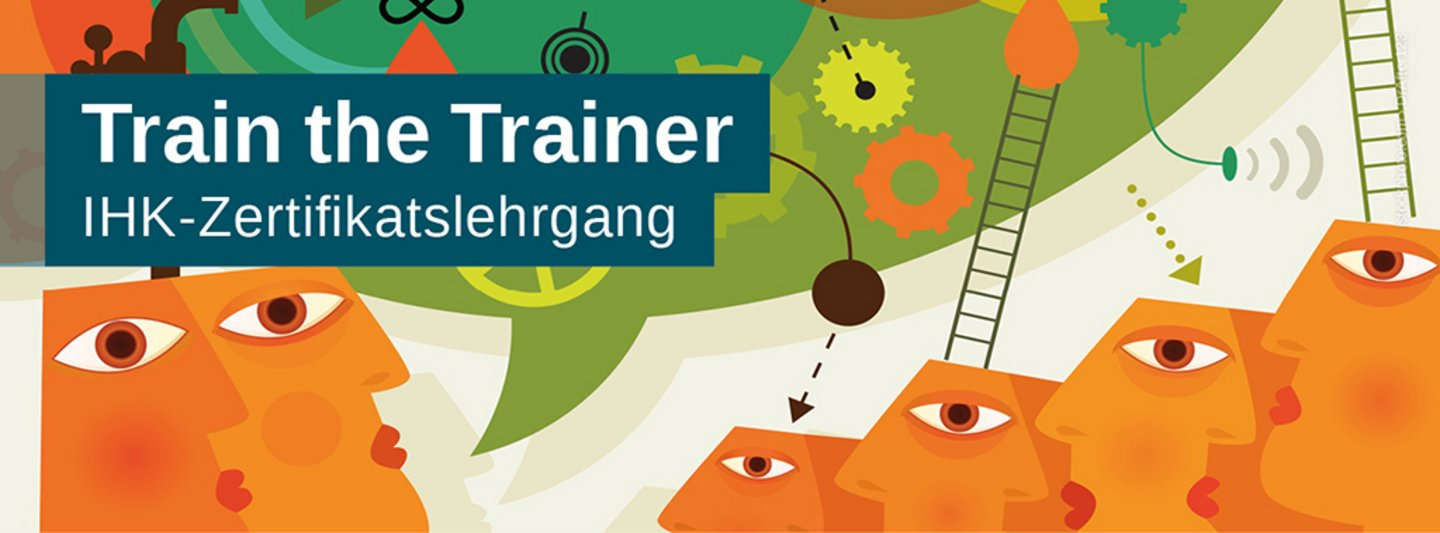 Keyimage Train the Trainer - IHK-Zertifikatslehrgang